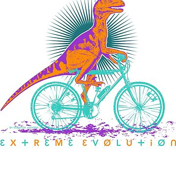 EXTREME EVOLUTION... the bicycle by ronyjackson