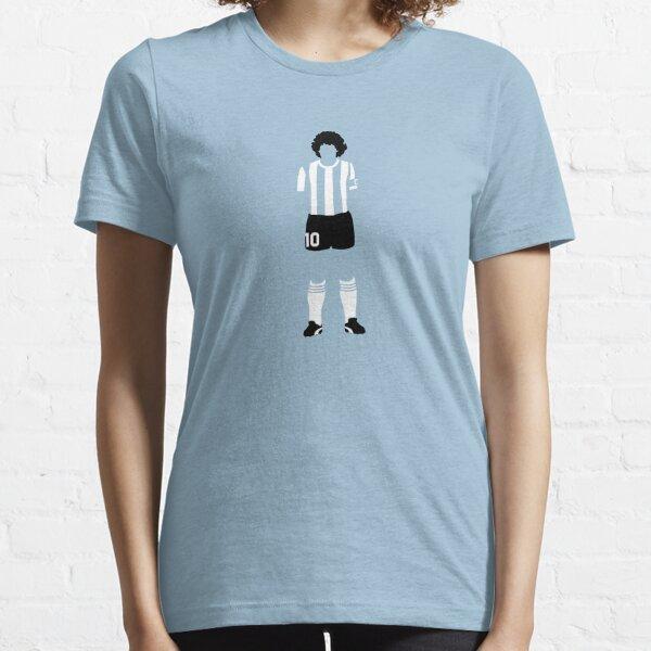 El Pelusa Maradona Camiseta esencial