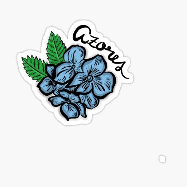 Azores Sticker
