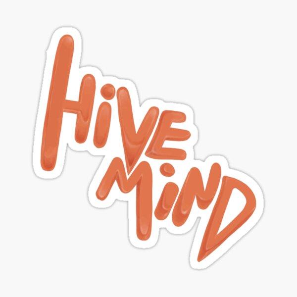 HIVE MIND / THE INTERNET Sticker
