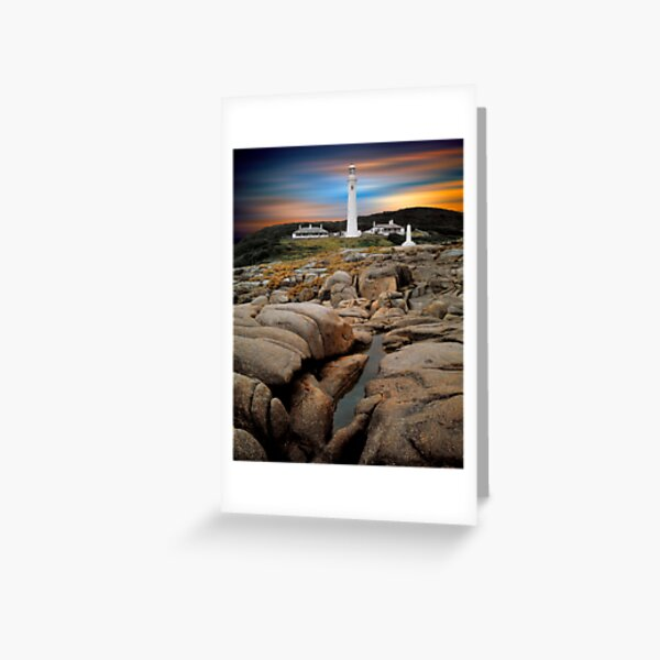 Point Hicks, Victoria. Greeting Card