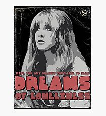 Dreams - Fleetwood Mac (Stevie Nicks) Photographic Print