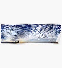 Kwinana Sky (Multi Row Panorama!)   Poster