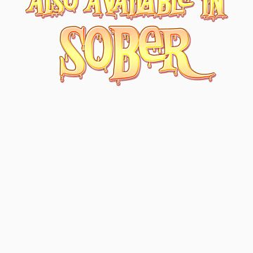 Also available in SOBER by SayWhat