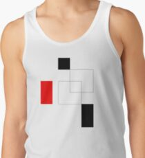 shape and line Tank Top