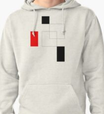 shape and line Pullover Hoodie