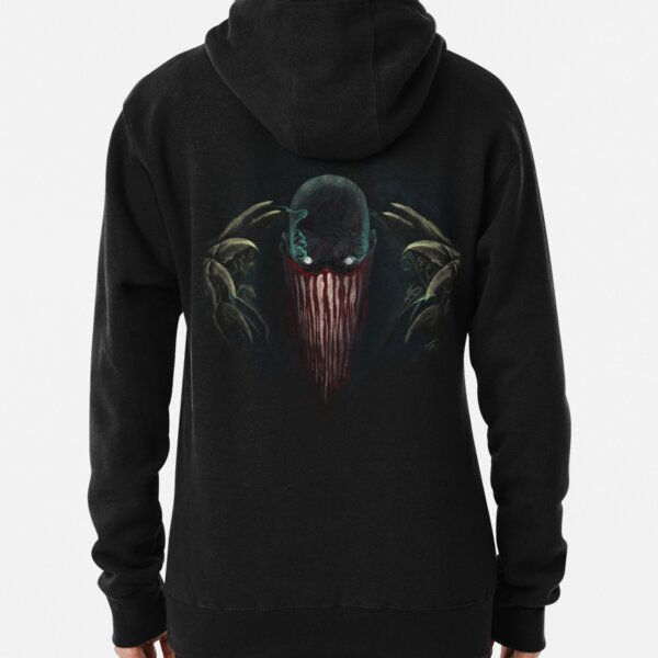 Never Turn Your Back On the Sea... Pullover Hoodie