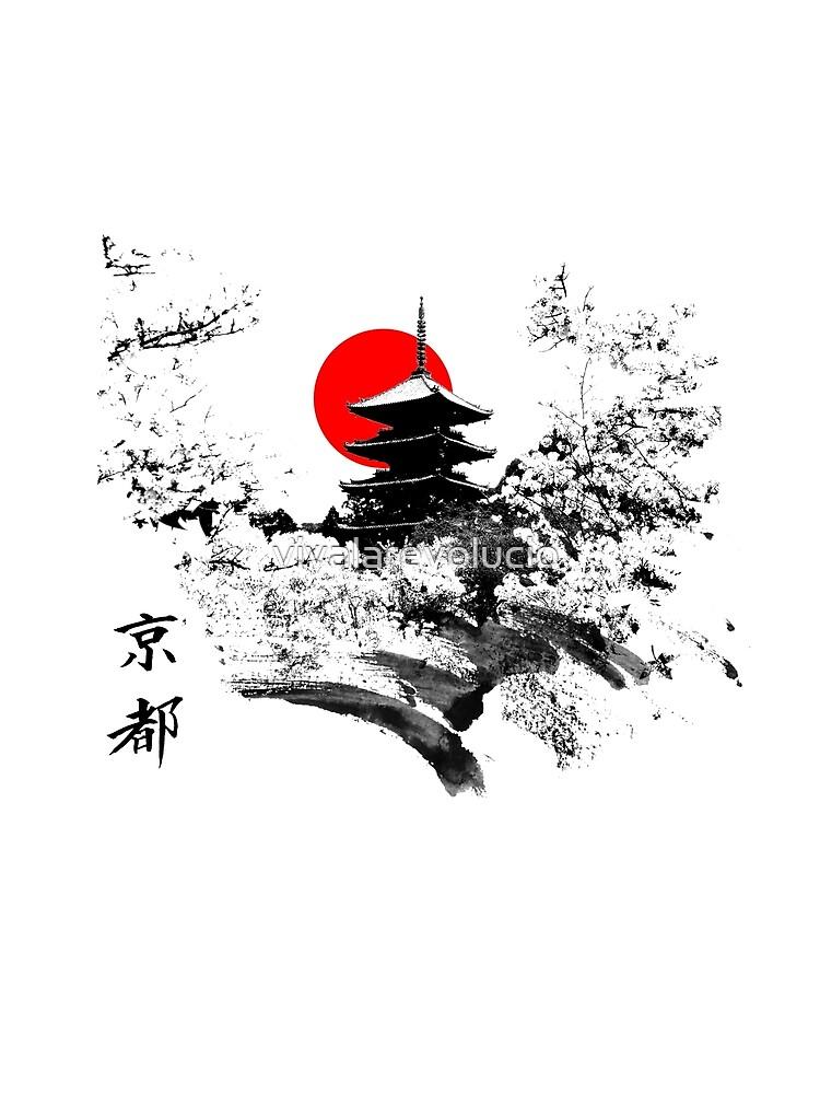 u0026quot kyoto japan old capital u0026quot  graphic t