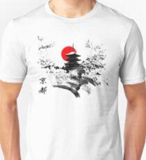Kyoto Japan Old Capital Unisex T-Shirt