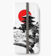 Kyoto Japan Alte Hauptstadt iPhone Flip-Case/Hülle/Klebefolie