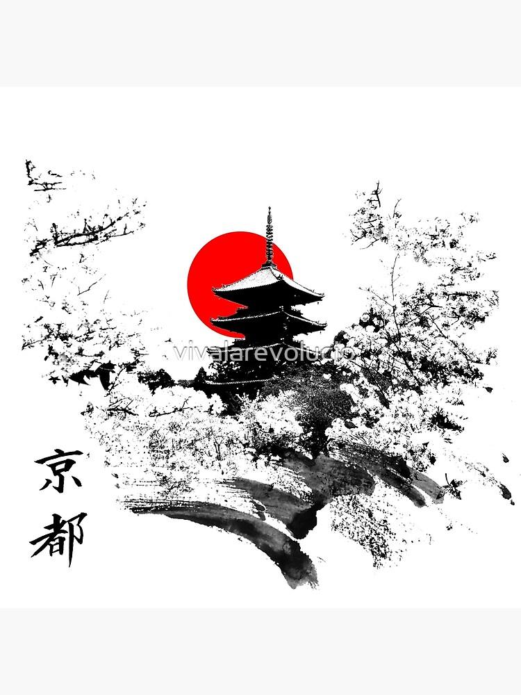 Kyoto Japan Old Capital by vivalarevolucio