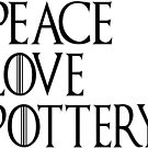 Peace Love Pottery by Stacie Forest