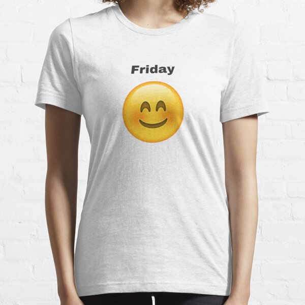 vendredi T-shirt essentiel