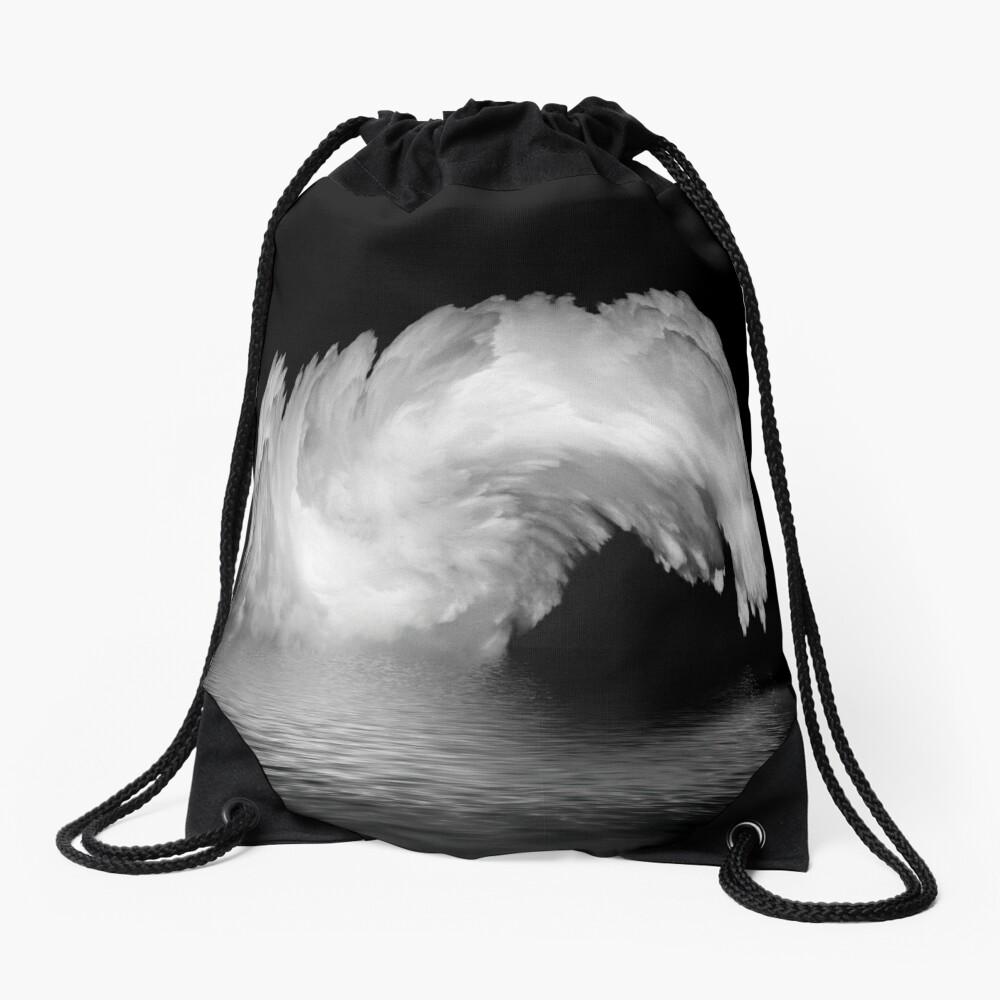 fountain? Drawstring Bag