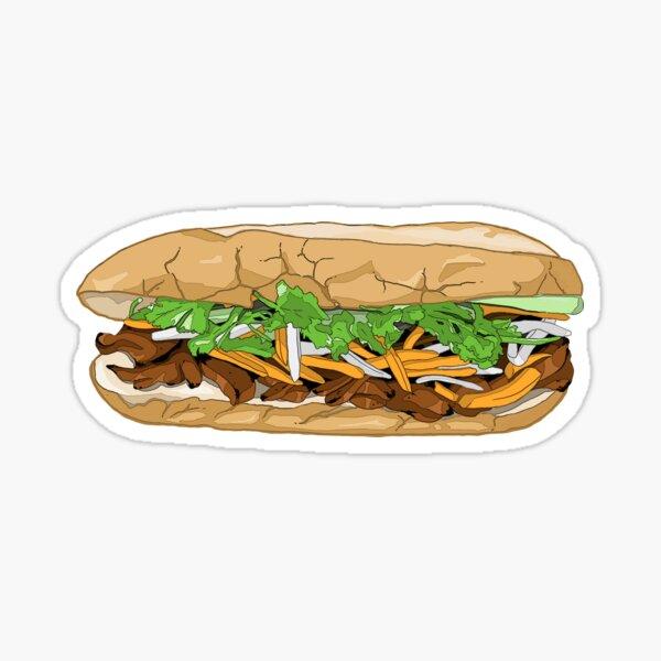 Banh Mi Sticker