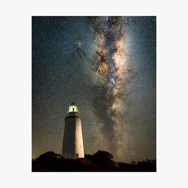 Keeper of the Night Photographic Print