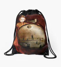 The voyage Drawstring Bag