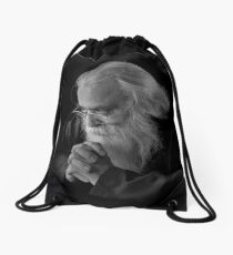 GLINT IN THE EYE Drawstring Bag