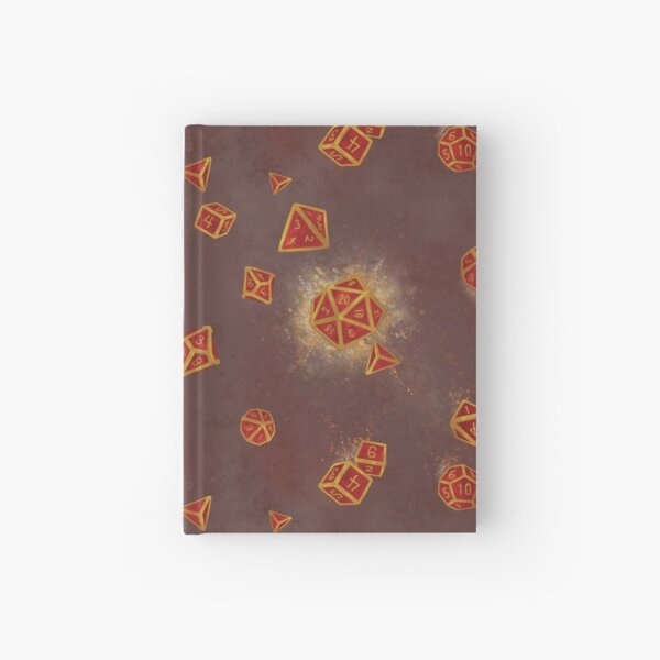 Roll 20! Hardcover Journal