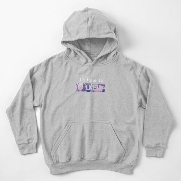 Yu-Gi-Oh! It's Time to Duel Kids Pullover Hoodie