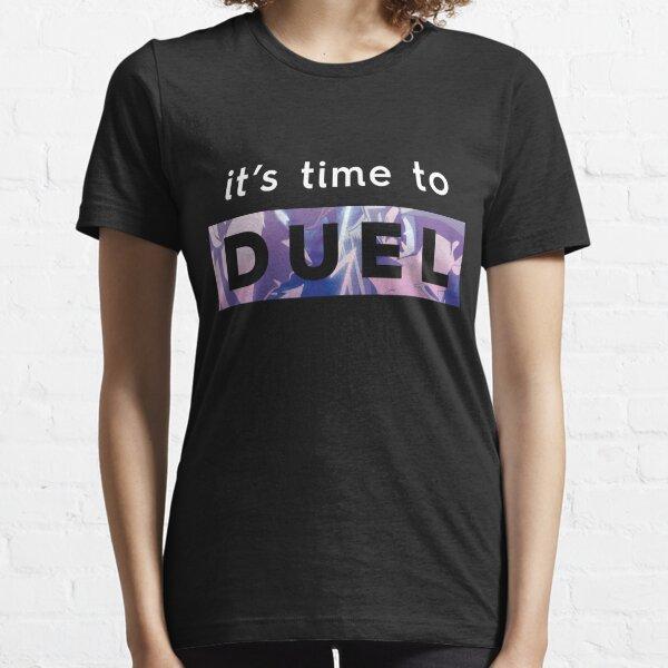 Yu-Gi-Oh! Il est temps de faire du duel T-shirt essentiel