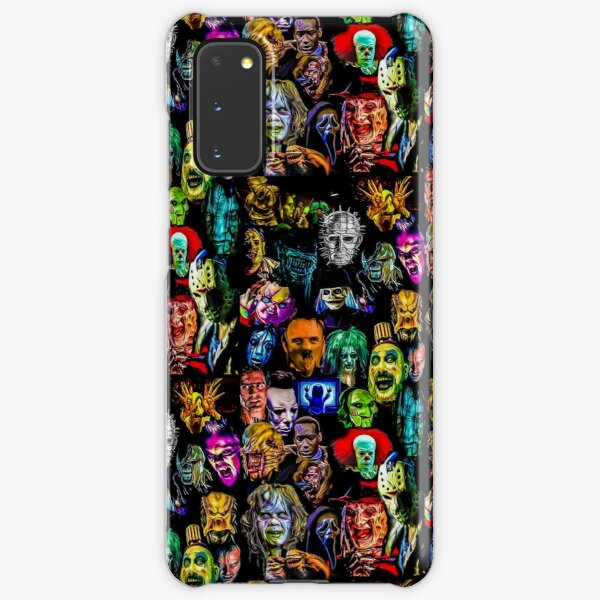 horror film baddies legends Samsung Galaxy Snap Case