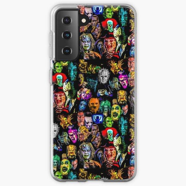 film d'horreur baddies légendes Coque souple Samsung Galaxy
