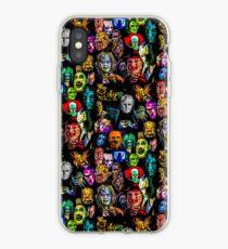 horror film baddies legends iPhone Case