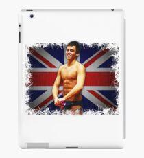 Tom Daley and Union Jack iPad Case/Skin