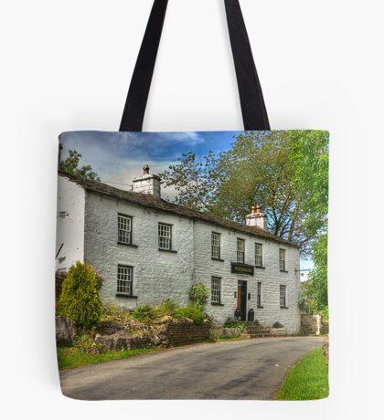 Sportsman Inn - Cowgill. Tote Bag