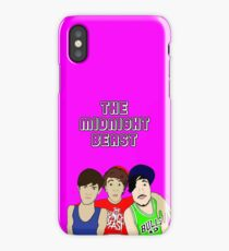 The Midnight Beast iPhone Case/Skin