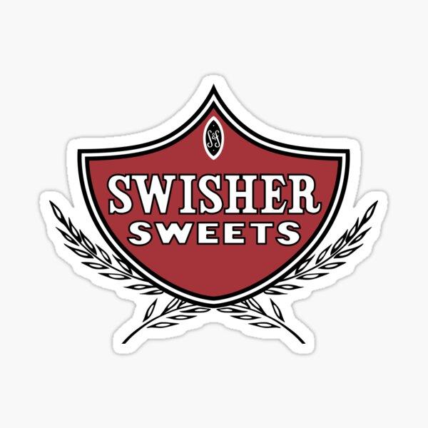 Swisher Sweets Pegatina