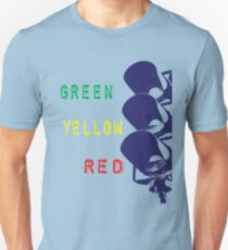 Traffic Light Unisex T-Shirt