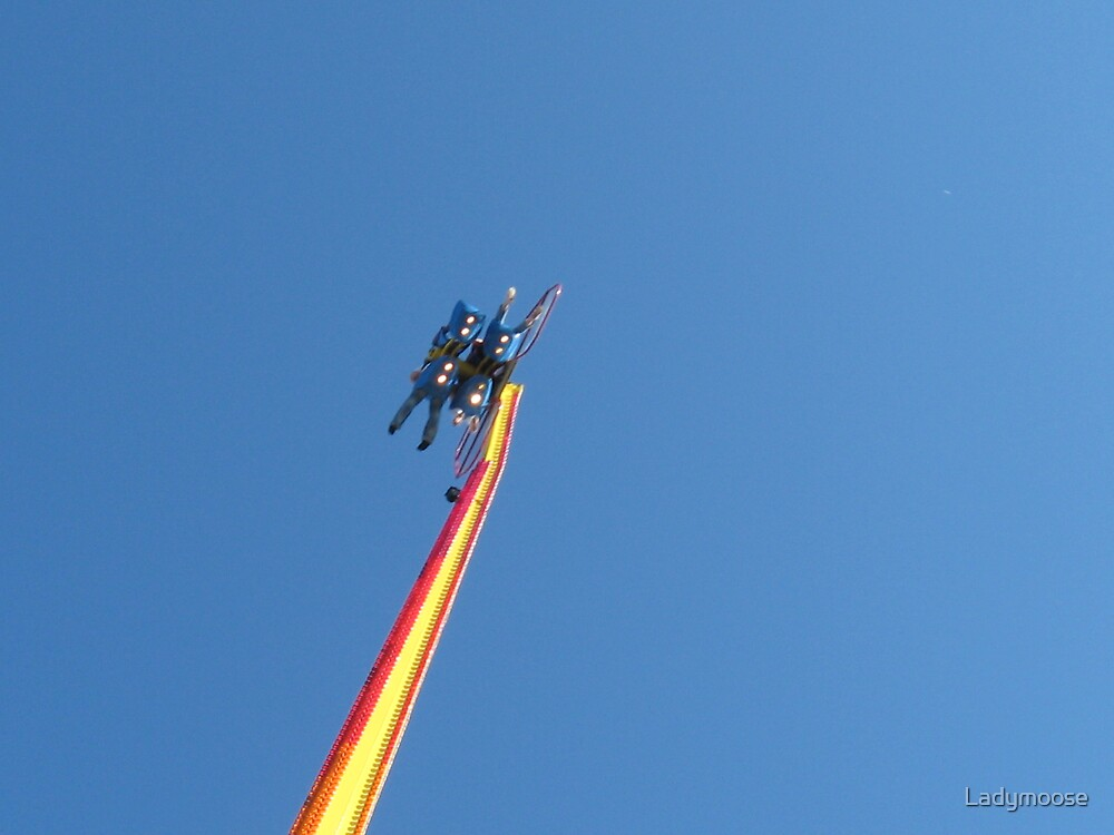 Higher by Ladymoose