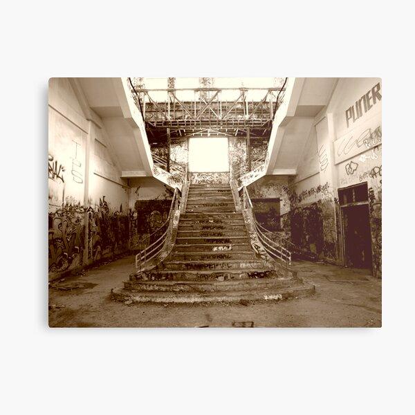 Stair Way To... Metal Print