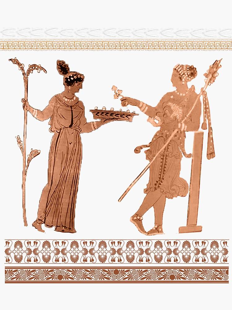 Greek Red Figure Blackware  by Postvorta