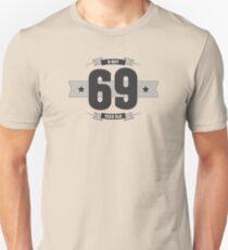 B-day 69 Unisex T-Shirt