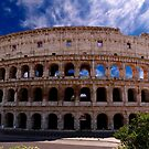 The Coliseum of Rome by John Wallace