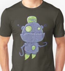 Fishing Robot Unisex T-Shirt