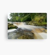 Stainforth Force  Canvas Print