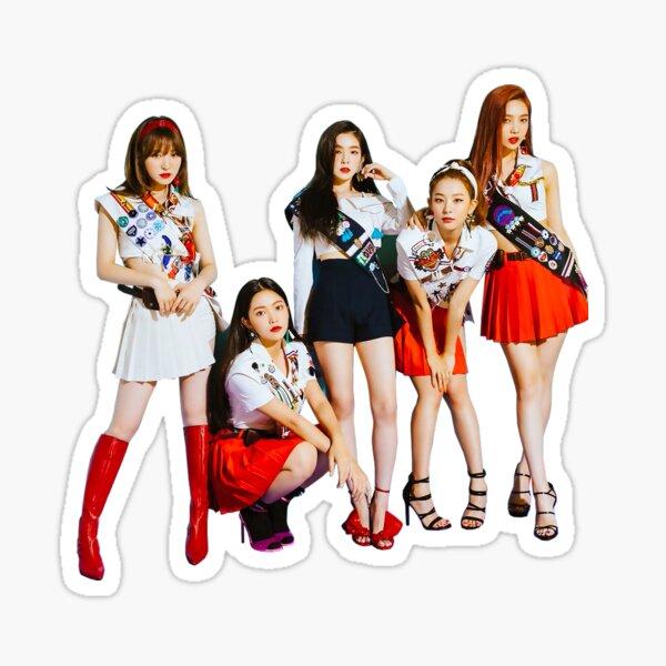 Red Velvet Pegatina