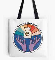 Bag of Holding - Retro Color Scheme Tote Bag