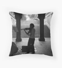 #690 Throw Pillow