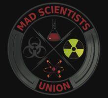 Mad Scientist Union Logo