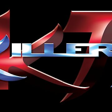 KILLER 7 INSTINCT - V1 by SonnyBone