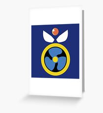 Airman Greeting Card