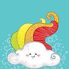 Smiley Rainbow by Kho Tek Mei