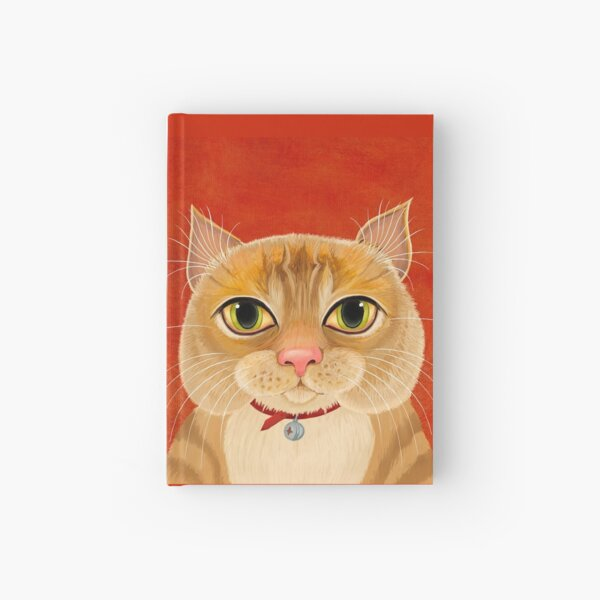 Chilli - Red Hardcover Journal