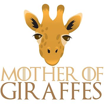 Mother of Giraffes by jazzydevil