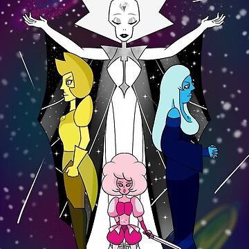 Steven Universe - The Diamond Authority v.1 by AngelGhosty